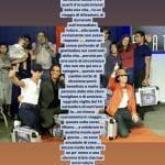 Instagram Story Maria Antonietta