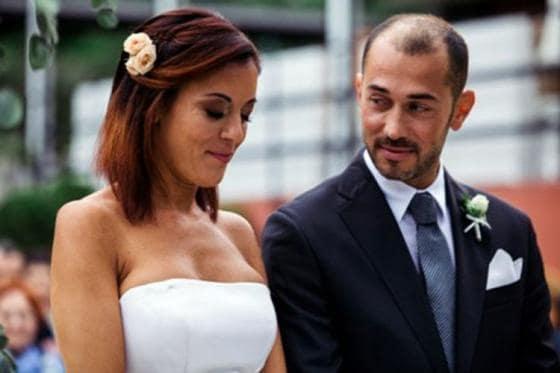 Marco Zanetti e Lara Ruggiero