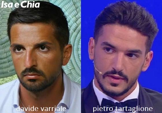 Somiglianza tra Davide Varriale e Pietro Tartaglione