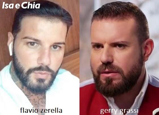 Somiglianza tra Flavio Zerella e Gerry Grassi di 'Matrimonio a prima vista'