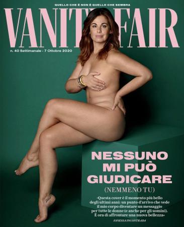 Vanessa Incontrada - Vanity Fair