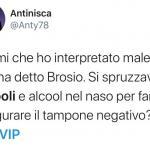 Twitter -Brosio