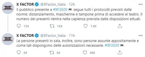 Twitter - X Factor