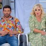 Uomini e Donne - Gianni Sperti e Tina Cipollari