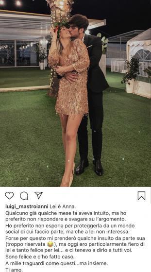 Instagram Luigi