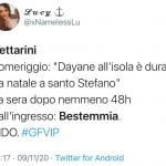Twitter - Stefano Bettarini