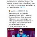 Twitter - Massimiliano Morra e Tommaso Zorzi