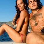 Alessio La Padula e Elena D'amario
