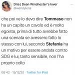 Twitter - Tommaso