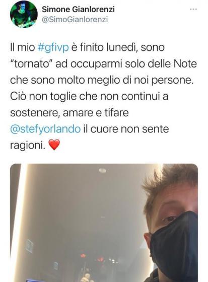 Twitter - Gianlorenzi