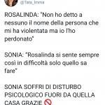 Twitter - Sonia