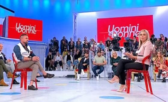 Uomini e Donne - Sara Sottili e Alessio Scherillo