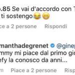 Instagram - Samantha De Grenet