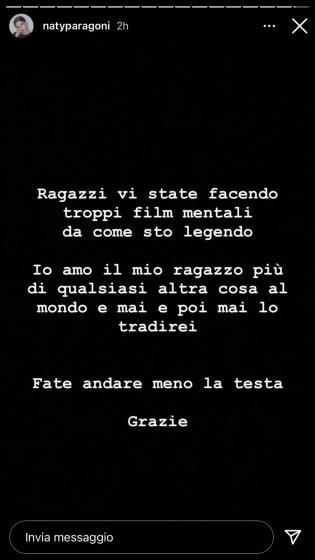 Instagram - Natalia Paragoni