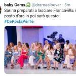 Twitter- Sarina