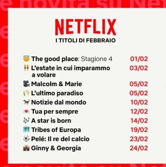 Instagram - Netflix