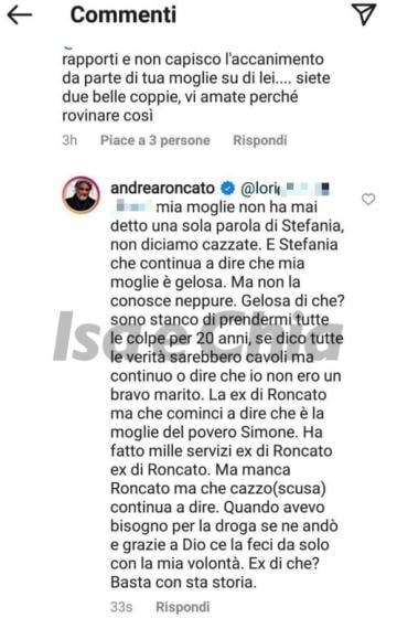 Instagram Roncato
