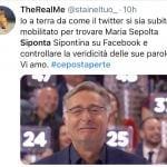 Twitter -Siponta