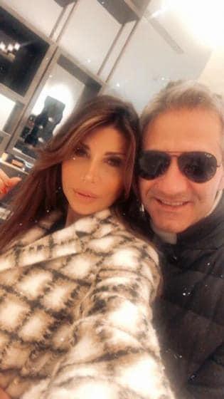 Nicole Vinti e Alfonso Barone