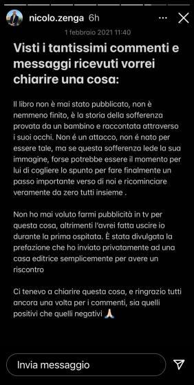 Instagram - Nicolò Zenga