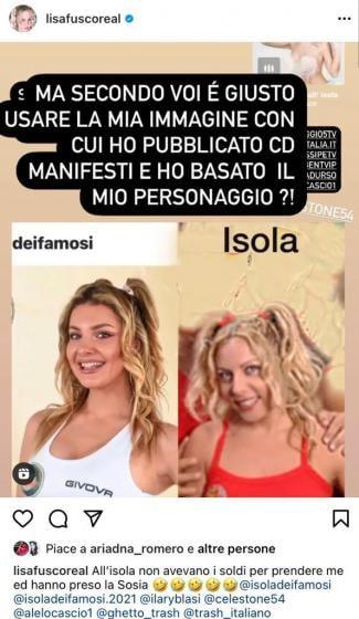Instagram - Lisa Fusco