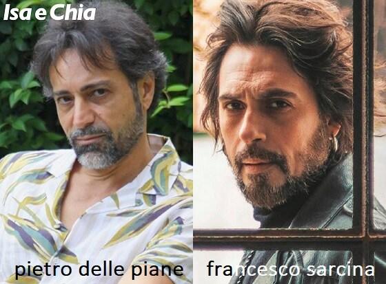 Somiglianza tra Pietro Delle Piane e Francesco Sarcina