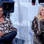 Uomini e Donne - Tina Cipollari e Gianni Sperti
