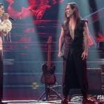 Sanremo 2021 - Maneskin e Manuel Agnelli