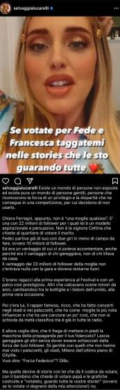 Instagram - Selvaggia Lucarelli