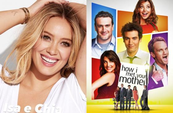 How I Met You Father Hilary Duff