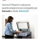 Tweet - Samuele