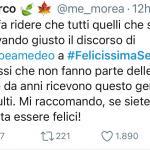Twitter - Pio e Amedeo