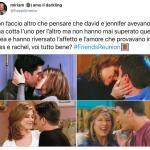 Twitter - Rachel e Ross