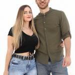 Claudia Venturini e Stefano Socionovo