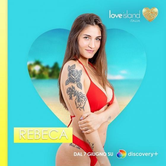 Rebeca -Love Island