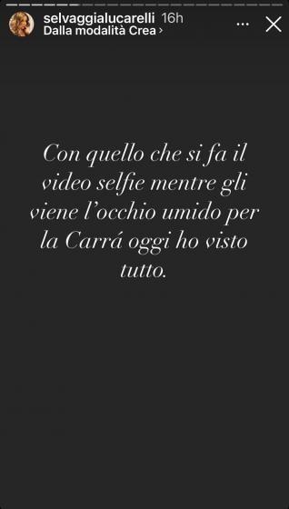 Tommaso Zorzi Selvaggia Lucarelli