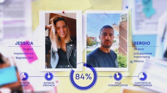 Matrimonio a prima vista - Jessica e Sergio