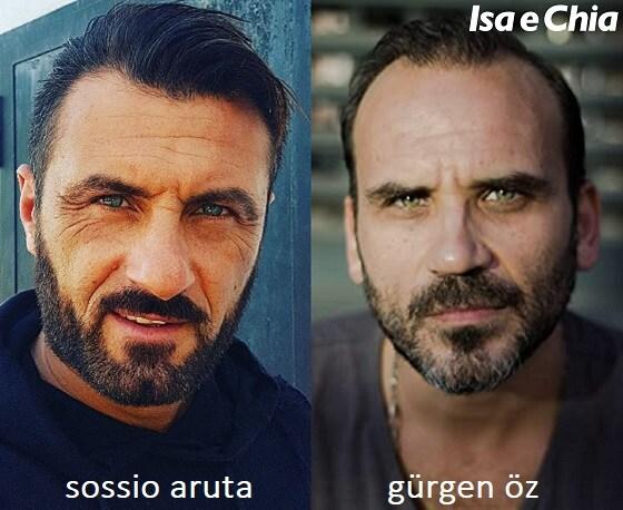 Somiglianza tra Sossio Aruta e Gürgen Öz di Mr Wrong