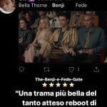 Benjamin Mascolo, matrimonio con Bella Thorne: come ha reagito la madre del cantante