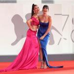 Ludovica Valli e Cecilia Rodriguez