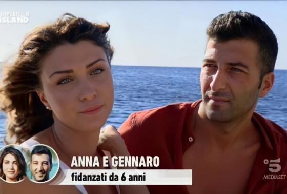 Anna Ascione e Gennaro Mauro