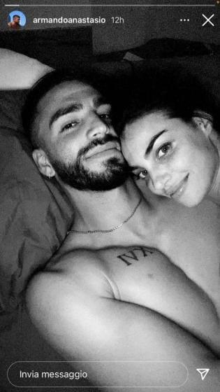 Armando Anastasio e Nicole Mazzocato