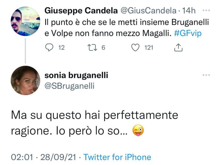 Bruganelli - Twitter