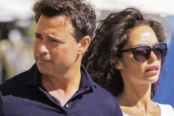 Piero Neri e Raffaella Fico