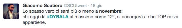 TweetGiugno