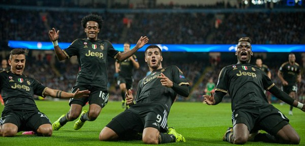 Juventus-Celebration