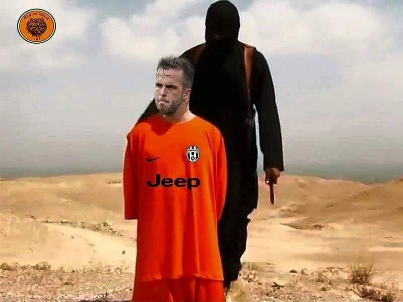 Pjanic Isis