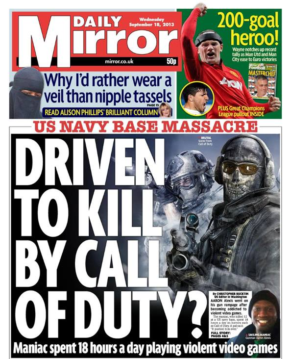 daily-mirror-stupid-headlines-call-of-duty