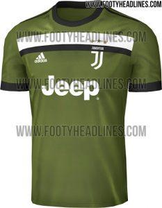 Terza Maglia Juventus vesti