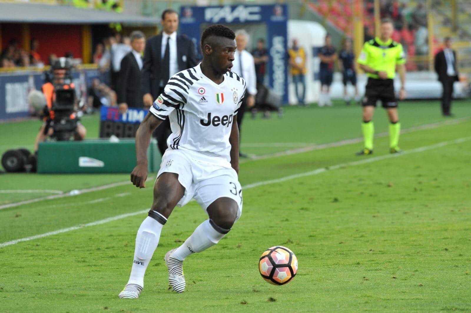 Seconda Maglia Juventus MOISE KEAN